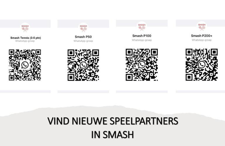 Ontdek nieuwe speelpartners in Smash